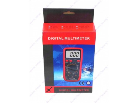 Profesionalni digitalni unimer VC9208N