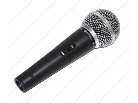 Profi mikrofon za male pare + BESPL DOST. ZA 3 ART.