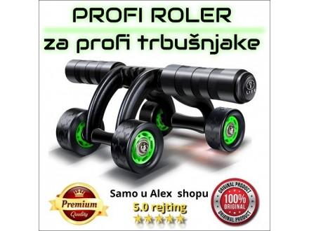 Profi roler za trbušnjake - Abdominal Wheel