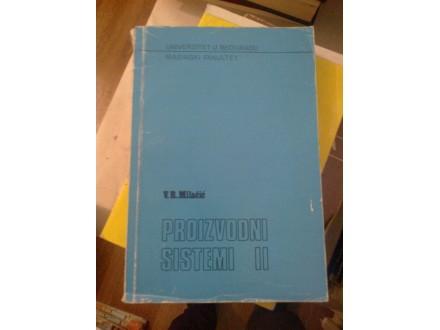 Proizvodni sistem II - V. R. Milačić