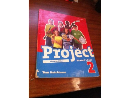 Project 2 Third edition Tom Hutchinson Students book