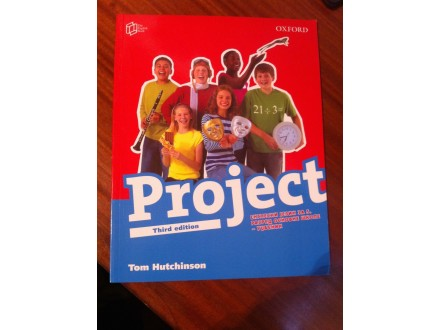 Project Third edition udžbenik Tom Hutchinson 5 razred