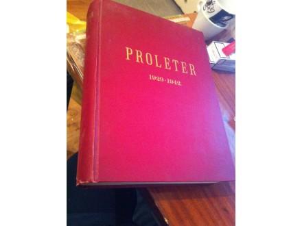 Proleter 1929-1942