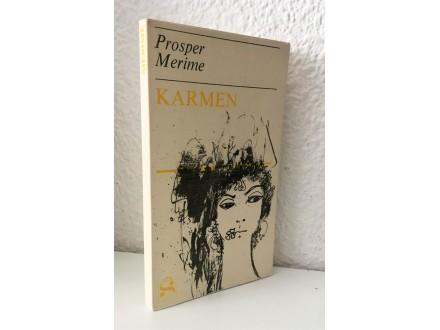 Prosper Merime - Karmen; Tamango