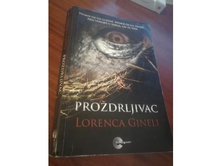 Proždrljivac Lorenca Gineli
