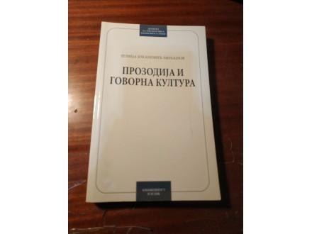 Prozodija i govorna kultura Jelica Jokanović Mihajlov