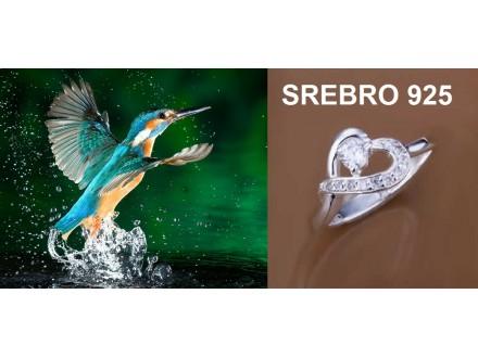 Prsten SREBRO 925 - R150