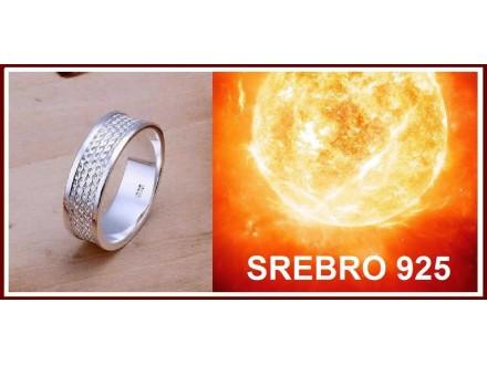 Prsten SREBRO 925 - R170