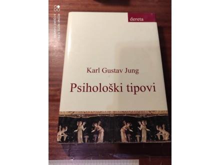 Psihološki tipovi Karl Gustav Jung