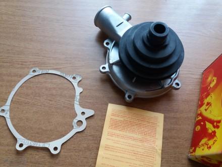 Pumpa za vodu, Rekord E 2.0/2.2 D, Ascona B 2.0 D