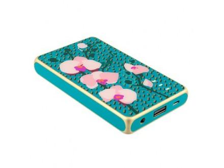 Punjač USB - Get The Power, Orchid Bleu - Mobile et connecte