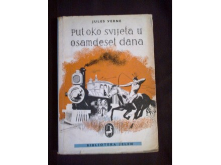 Put oko sveta za osamdeset dana - Jules Verne