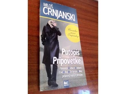 Putopis Pripovetke Miloš Crnjanski