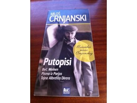 Putopisi Miloš Crnjanski
