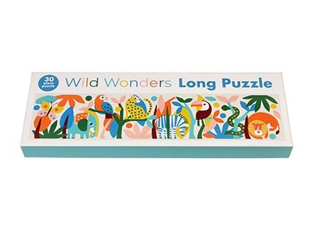 Puzle - Wild Wonders, Long - Wild Wonders