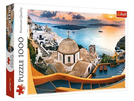 Puzzle 1000 - Fairytale Santorini