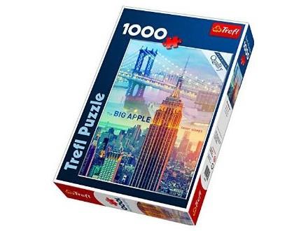 Puzzle 1000 Trefl – New York at Dawn