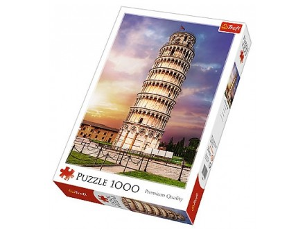 Puzzle 1000 Trefl – Pisa Tower