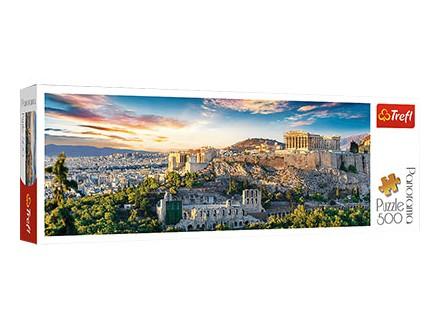 Puzzle - Acropolis, Athens