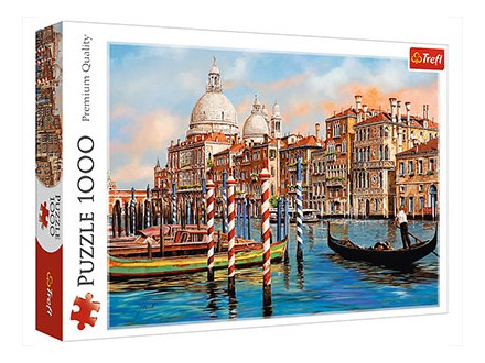 Puzzle - Afternoon in Venice