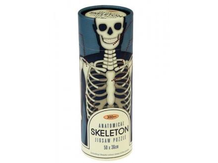 Puzzle - Anatomical Skeleton Tube - Bonnie the Bunny