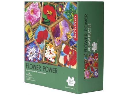 Puzzle - Flower Power