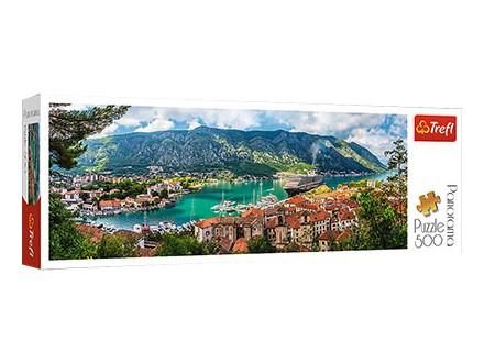 Puzzle - Kotor, Crna Gora