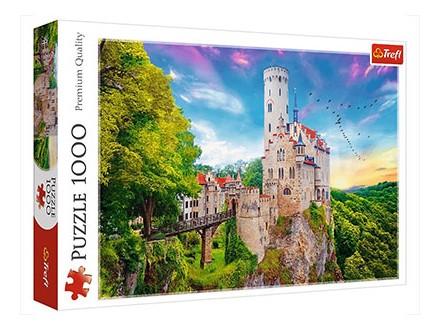 Puzzle - Lichtenstein Castle