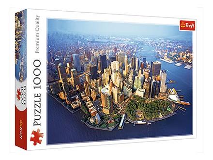 Puzzle - New York