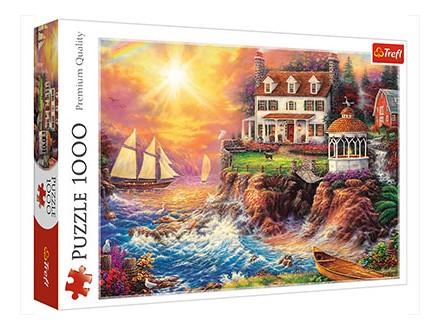Puzzle - Peaceful haven