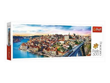 Puzzle - Porto, Portugal