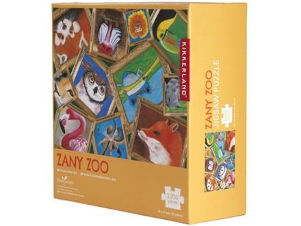 Puzzle - Zany Zoo