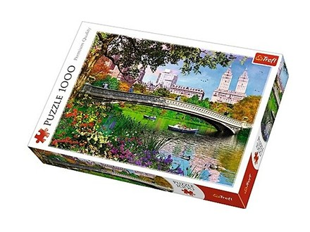 Puzzles - Central Park, New York