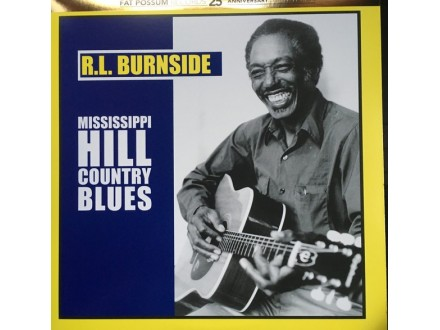 R.L.Burnside-Mississippi Hill Country Blues
