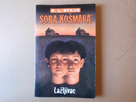 R. L. Stajn - SOBA KOŠMARA LAŽLJIVAC