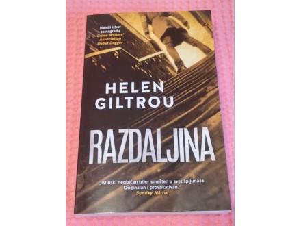 RAZDALJINA - Helen Giltrou