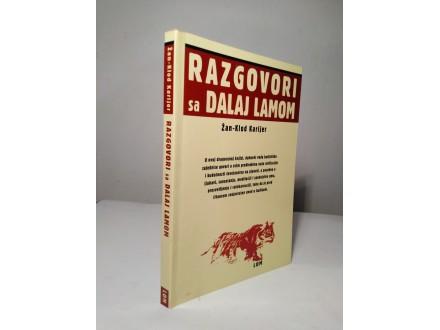 RAZGOVORI SA DALAJ LAMOM - Žan-Klod Karijer NOVA!!!