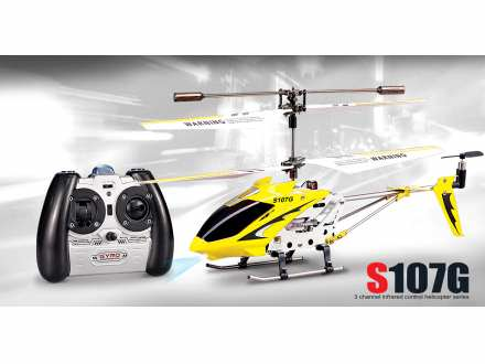RC Helikopter Syma S107G