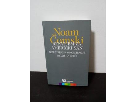 REKVIJEM ZA AMERIČKI SAN Noam Čomski