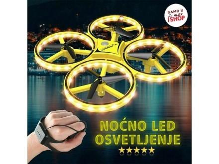 REVOLUCIONARNI DRON SA ŽIROSKOP RUKAVICOM I AUTO PILOTO