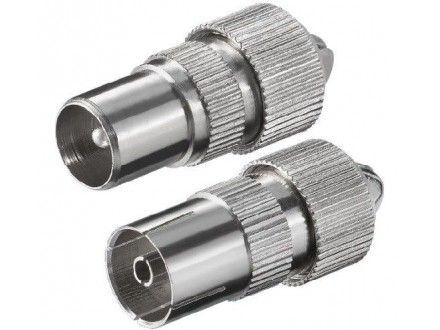RF-SET2 - RF utikae + RF utienica metalna