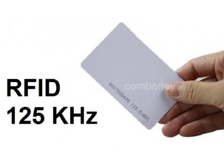 RFID kartica za kontrolu pristupa - 125KHz