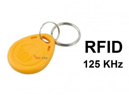 RFID privezak za kontrolu pristupa - 125KHz
