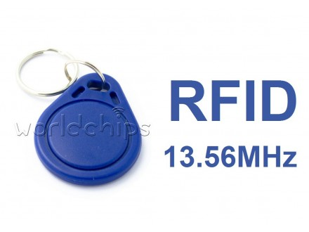 RFID privezak za kontrolu pristupa - 13.56MHz