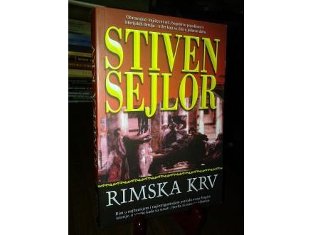RIMSKA KRV - Stiven Sejlor