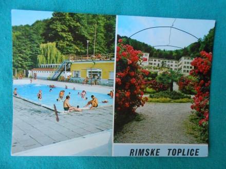 RIMSKE TOPLICE-BANJA-1970/80.- /X-80/