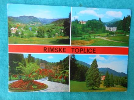 RIMSKE TOPLICE-KOLAŽ-1970/80.- /X-81/