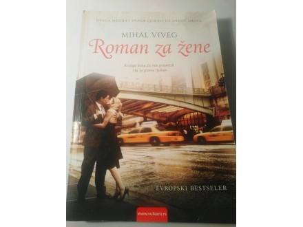 ROMAN ZA ŽENE - MIHAIL VIVEG