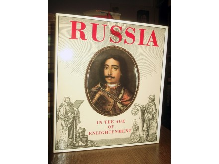 RUSSIA In the Age of Enlightenment - Erich Donnert