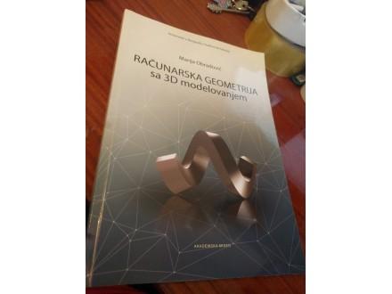 Računarska geometrija sa 3d modelovanjem Obradović